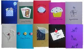 handmade greeting cards from the handmade card company