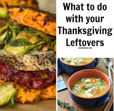 what to do with your thanksgiving leftovers cave mamas