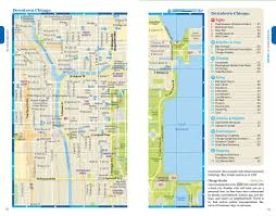 Chicago Sights Map by Lonely Planet Route 66 Road Trips Travel Guide Lonely Planet