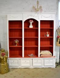 Shabby Chic Bookshelves by Shabby Chic Cabinets