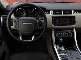 ford range rover interior 2014 range rover sport v6 hse cars photos test drives and