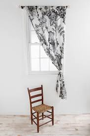 Curtain Ideas For Dining Room by Black And White Curtains For Dining Room Design For The Home