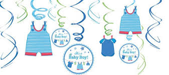baby boy baby shower it s a boy baby shower party supplies party city