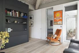 Loft Modern Concrete Charisma Stunningly Refurbished Modern Industrial London