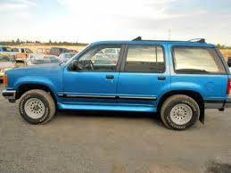 1994 ford explorer xlt 1994 ford explorer xlt 4x4 suv 1000 in spokane washington