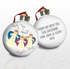 22 best personalised christmas baubles images on pinterest