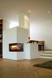 Wohnzimmer Modern Mit Ofen Hoekhaard U0026 Houten Visgraat Vloer Haard Oxford Via Fuego Kachels