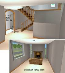 Split Level Designs Mod The Sims Bi Level Basics Simple Split Level Design