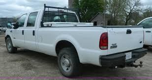 Ford F350 Truck Bed Dimensions - 2007 ford f350 super duty crew cab pickup truck item j8971
