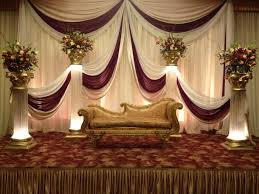 wedding stage decoration absolute elegance stage decor backdrops
