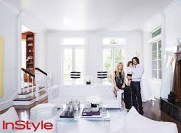 zoe home interior zoe on being a stylish instyle