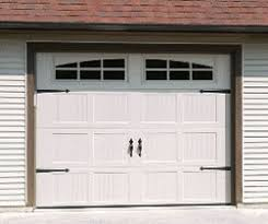 should i paint my garage door a contrasting color