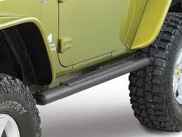 mopar side steps for jeep wrangler unlimited mopar 82210561ab tubular side steps in satin black for 07 17 jeep