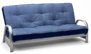 metal frame sofa bed oslo 3 seater metal futon sofa bed