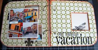 See Through Window Graphics Southern Breezes Ali Edwards Travel Mini Album