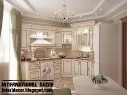 luxurious kitchen cabinets white kitchens designs with classic wood kitchen cabinets
