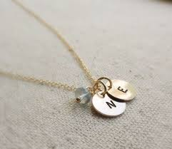 necklace with kids initials 28 necklace with kids initials initial necklace six