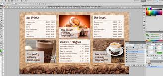 coffee shop menu template coffee shop menu board psd template eclipse digital media