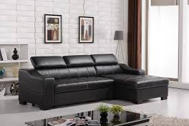 Ikea Leather Sofa Bed Furniture Modern Living Room Design With Black Costco Leather