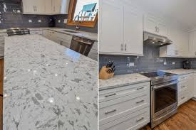 white shaker kitchen cabinets with white subway tile backsplash brian s kitchen remodel pictures home remodeling