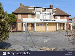 the kings beach hotel after closure in pagham west sussex