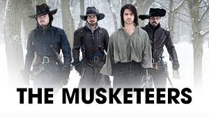 show musketeers bbc america