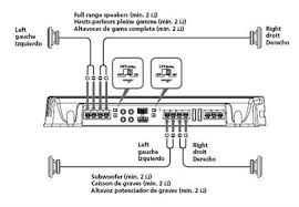 looking for a wiring diagram for a dual amp set up for my dodge