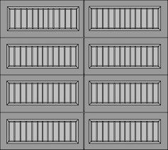 medium duty steel garage doors from assa abloy entrance systems