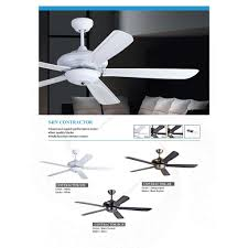Contractor Ceiling Fans by Mt Edma 54 Inch Contractor Ceiling Fan Dengan Remote Control Multi