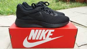 Nike Tanjun Black nike tanjun on