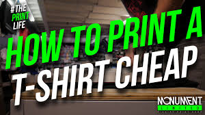 print a wallpaper how to silk screen print a t shirt at home for cheap t shirt