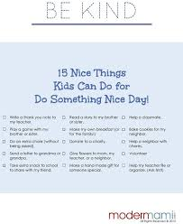 15 things can do for do something day modernmami