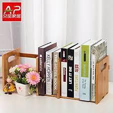 Small Desk Ls Freestanding Book Shelf Desk Top Organization Table