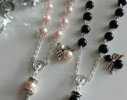 single decade rosary single decade rosary etsy