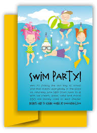 best 25 swim party invitations ideas on pinterest beach party