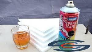 Easy Life Hacks Machine Easy Petrol Vs Styrofoam Vs Spray Paint 4 Life Hacks