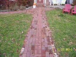 Brick Patio Pattern Used Brick Patio Patterns Design And Ideas