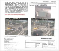 red light camera violation nyc i beat a red light camera ticket