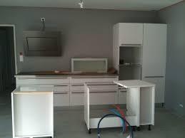 cuisine peinte en gris papier peint cuisine gris chaios com