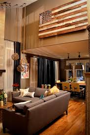 What Is An Accent Wall Rustic Barnwood Decorating Ideas Gac