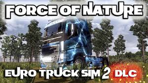 volvo trucks jobs euro truck simulator 2 force of nature paint jobs dlc volvo fh