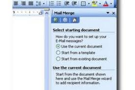 how to send a mass email from an excel spreadsheet it still