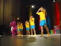 Vhs Barney U0026 Backyard Gang by Image Barney In Concert Custom Vhs Coverpng Barney Wiki Barney In