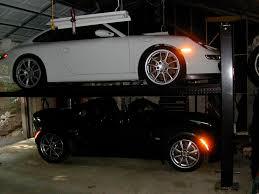 auto garage car lift outdoor garage car lift