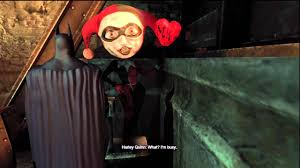harley quinn arkham city halloween costume batman arkham city harly quinn intercom youtube