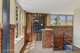 edgewater two bedroom condo in a converted substation lists for