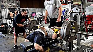 Powerlift Bench Powerlifting Experience Part 2 With Coaching Cues Ugss Bench