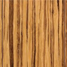 Strand Woven Bamboo Home Legend Take Home Sample Strand Woven Tiger Stripe Bamboo