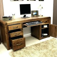 Walnut Computer Desks Walnut Computer Desk Furniture White Computer Desk With Storage