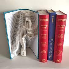 Book End Book Folding Pattern Bookami Push It Book End Pattern 383